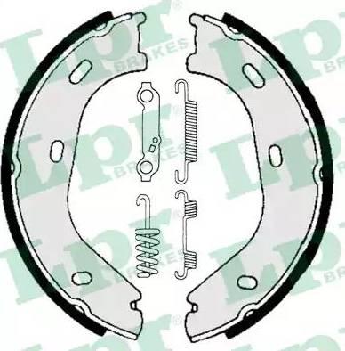 LPR 01839 - Piduriklotside komplekt,seisupidur multiparts.ee