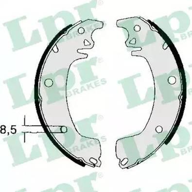 LPR 03130 - Piduriklotside komplekt multiparts.ee