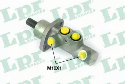 LPR 1427 - Peapiduri silinder multiparts.ee