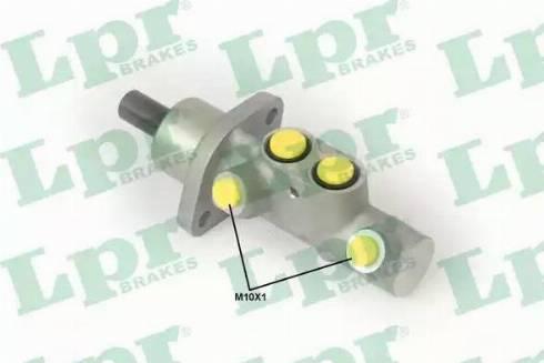 LPR 1034 - Peapiduri silinder multiparts.ee
