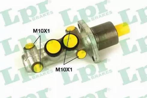 LPR 1229 - Peapiduri silinder multiparts.ee
