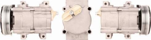 LUCAS ACP171 - Kompressor,kliimaseade multiparts.ee