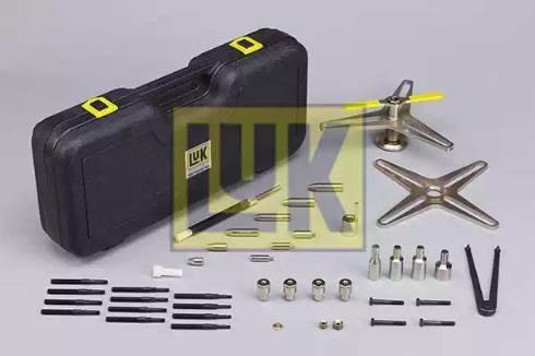 LUK 400 0237 10 - Montaa?i tööriistade kompl.,sidur/hooratas multiparts.ee