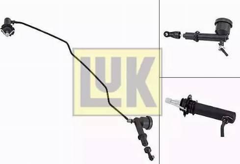 LUK 513 0077 10 - Andja-/peasilindrikomplekt,Sidur multiparts.ee