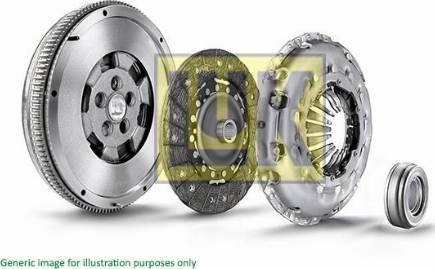 LUK 600 0136 00 - Sidurikomplekt multiparts.ee