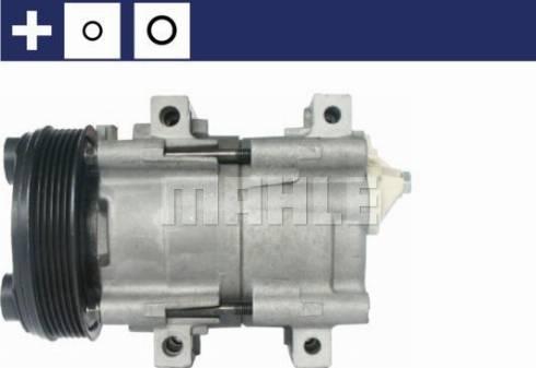 Mahle Original ACP 383 000S - Kompressor,kliimaseade multiparts.ee