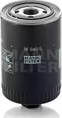 Mann-Filter W 940/5 - Filter,tööhüdraulika multiparts.ee