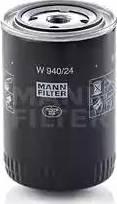 Mann-Filter W 940/24 - Filter,tööhüdraulika multiparts.ee