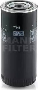 Mann-Filter W 962 - Filter,tööhüdraulika multiparts.ee