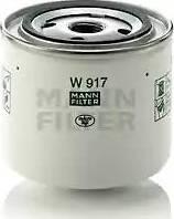 Mann-Filter W 917 - Filter,tööhüdraulika multiparts.ee