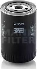 Mann-Filter W 936/4 - Filter,tööhüdraulika multiparts.ee