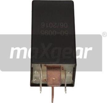 Maxgear 50-0095 - Juhtseade,hõõgeaeg multiparts.ee
