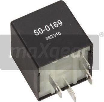 Maxgear 50-0169 - Mitme funktsiooniga relee multiparts.ee