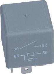 Maxgear 50-0333 - Mitme funktsiooniga relee multiparts.ee