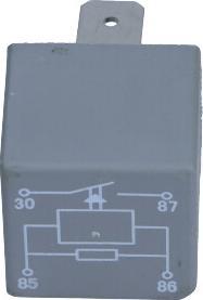 Maxgear 50-0332 - Relee, Hõõgsüsteem multiparts.ee