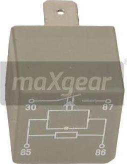 Maxgear 50-0226 - Relee, Hõõgsüsteem multiparts.ee
