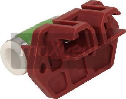 Maxgear 57-0184 - Eeltakistus,elektrimootor-radiaatorivent. multiparts.ee