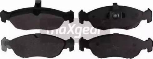 Maxgear 19-0596 - Piduriklotsi komplekt,ketaspidur multiparts.ee