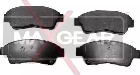 Maxgear 19-0569 - Piduriklotsi komplekt,ketaspidur multiparts.ee