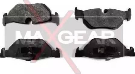 Maxgear 19-0525 - Piduriklotsi komplekt,ketaspidur multiparts.ee