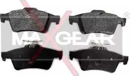 Maxgear 19-0523 - Piduriklotsi komplekt,ketaspidur multiparts.ee