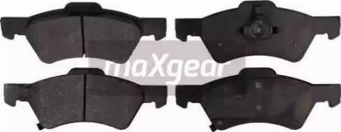 Maxgear 19-0868 - Piduriklotsi komplekt,ketaspidur multiparts.ee
