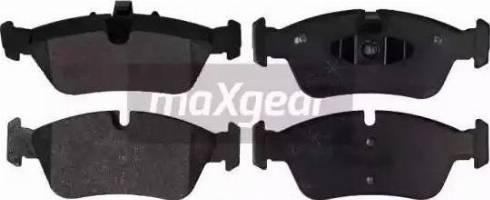 Maxgear 19-0863 - Piduriklotsi komplekt,ketaspidur multiparts.ee