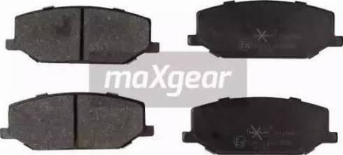 Maxgear 19-1994 - Piduriklotsi komplekt,ketaspidur multiparts.ee