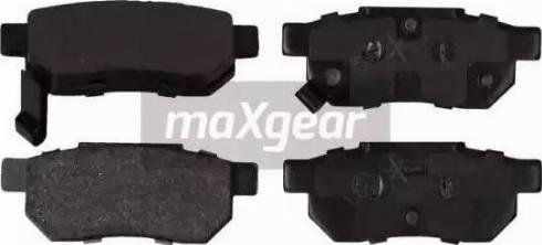 Maxgear 19-1984 - Piduriklotsi komplekt,ketaspidur multiparts.ee