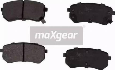 Maxgear 19-1988 - Piduriklotsi komplekt,ketaspidur multiparts.ee