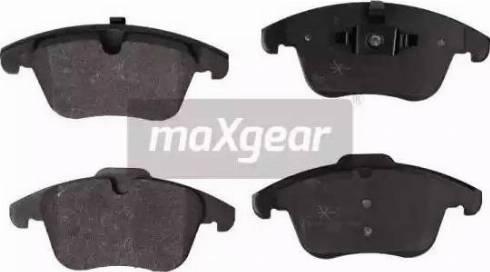 Maxgear 19-1091 - Piduriklotsi komplekt,ketaspidur multiparts.ee