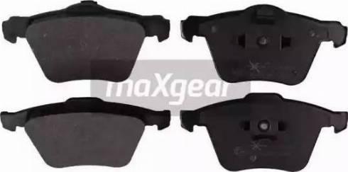 Maxgear 19-1092 - Piduriklotsi komplekt,ketaspidur multiparts.ee