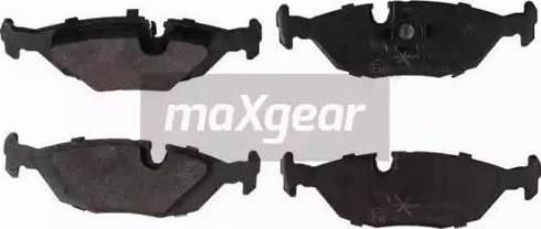 Maxgear 19-1118 - Piduriklotsi komplekt,ketaspidur multiparts.ee