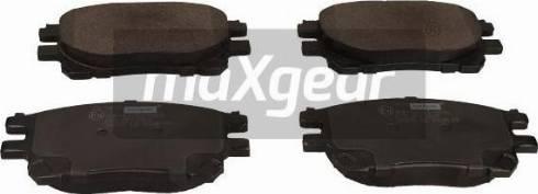 Maxgear 19-3410 - Piduriklotsi komplekt,ketaspidur multiparts.ee