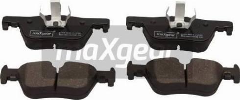 Maxgear 19-3030 - Piduriklotsi komplekt,ketaspidur multiparts.ee