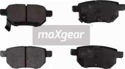 Maxgear 19-2161 - Piduriklotsi komplekt,ketaspidur multiparts.ee