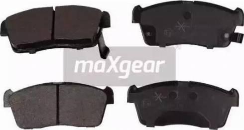 Maxgear 19-2171 - Piduriklotsi komplekt,ketaspidur multiparts.ee