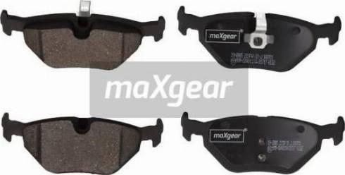 Maxgear 19-2865 - Piduriklotsi komplekt,ketaspidur multiparts.ee