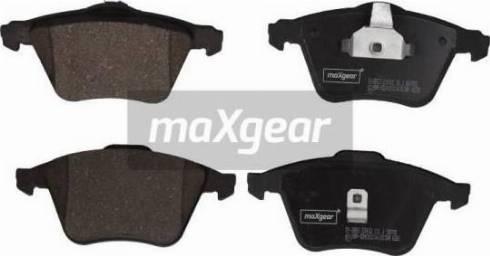 Maxgear 19-2883 - Piduriklotsi komplekt,ketaspidur multiparts.ee