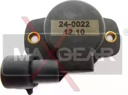 Maxgear 24-0022 - Andur,drosselklapiasend multiparts.ee