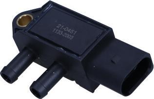 Maxgear 21-0451 - Andur, heitgaasisurve multiparts.ee