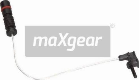Maxgear 23-0038 - Hoiatuskontakt, piduriklotsi kulumine multiparts.ee