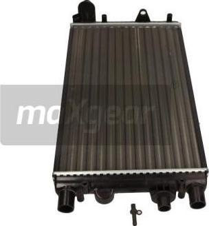 Maxgear AC252165 - Radiaator,mootorijahutus multiparts.ee
