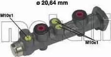 Metelli 05-0066 - Peapiduri silinder multiparts.ee
