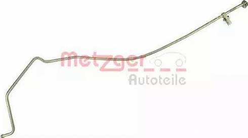 Metzger 2360016 - Kõrgsurve-/madalsurvetorustik, kliimaseade multiparts.ee