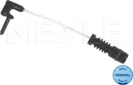 Meyle 014 054 0001 - Hoiatuskontakt, piduriklotsi kulumine multiparts.ee
