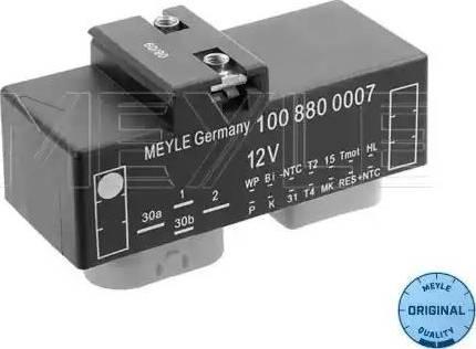 Meyle 100 880 0007 - Juhtseade,elektrovent.(mootorijahut.) multiparts.ee