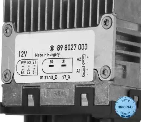 Meyle 100 880 0025 - Juhtseade,elektrovent.(mootorijahut.) multiparts.ee