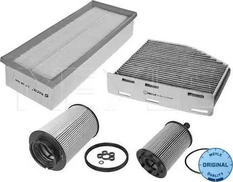 Meyle 112 330 0004/S - Filter-komplekt multiparts.ee