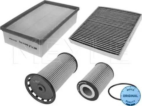 Meyle 112 330 0006/S - Filter-komplekt multiparts.ee